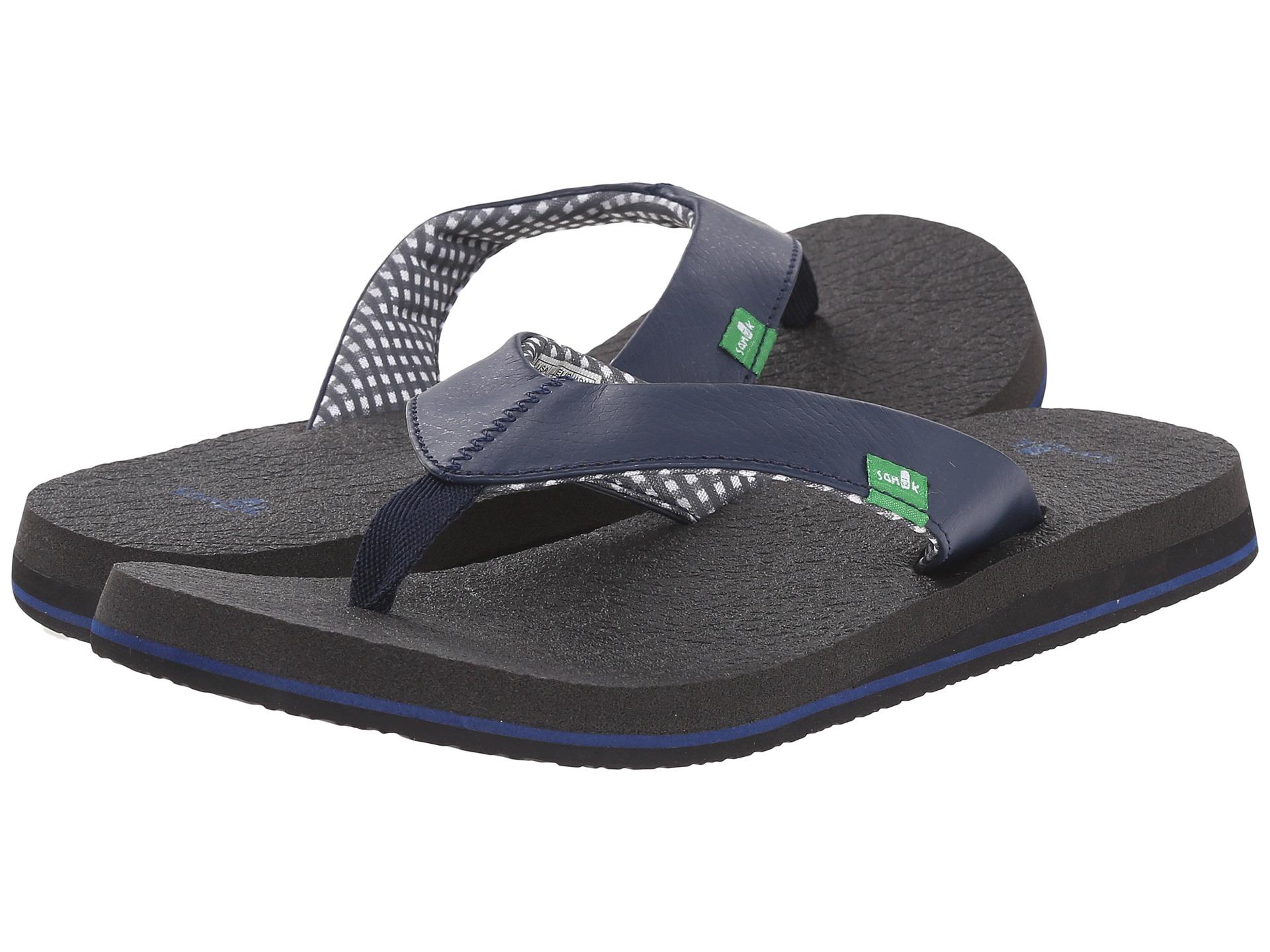 sanuk mats flops fashions yoga kums mat sandals black flip