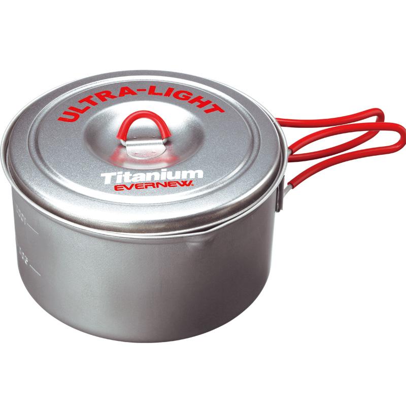 Evernew Titanium UL Pot - 06L