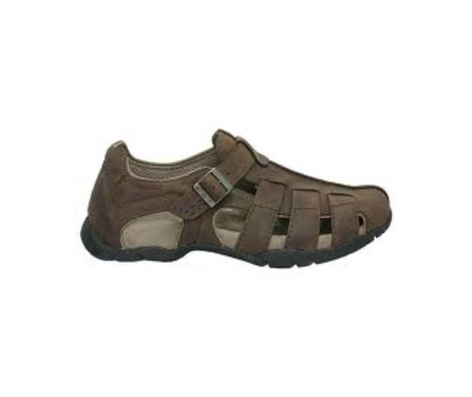 32a1581f1030 Teva Men s Cardenas Fisherman Sandals - Cigar - 10