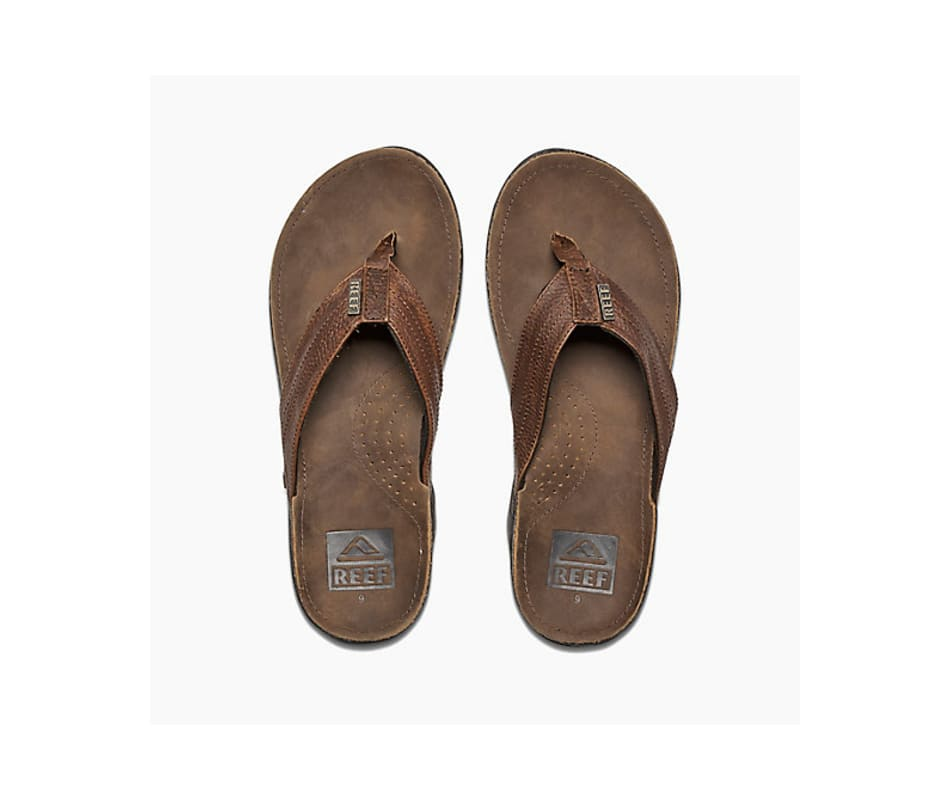 e206eb9e2872 Reef Sandals Men s Reef J-bay III Camel - 13