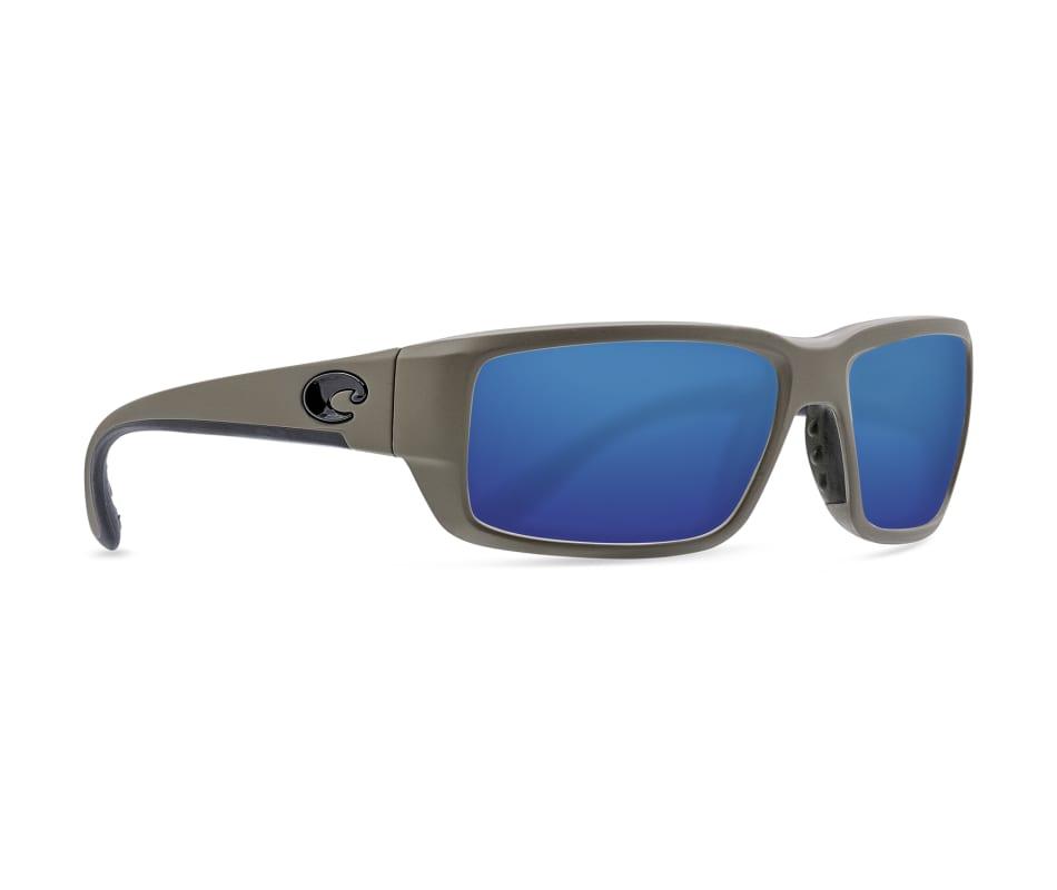 21b0ac6ad2 Costa Del Mar Fantail - Moss Frame W  Blue Mirror 580g