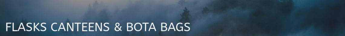 Flasks, Canteens, & Bota Bags