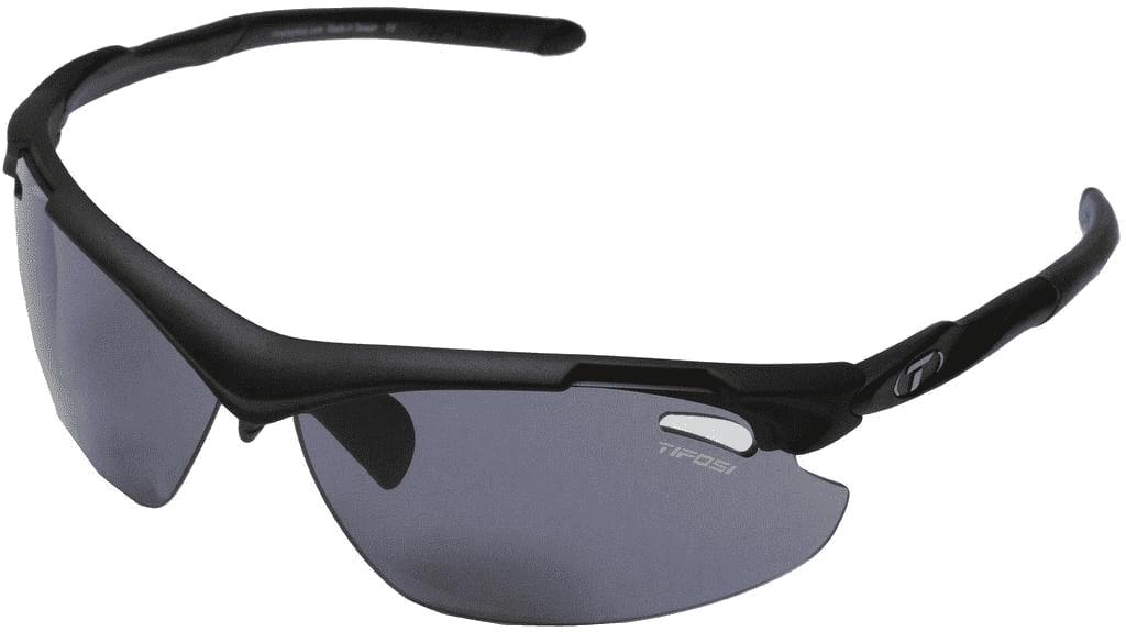 Tifosi Veloce Sunglasses Matte Black Foto +1.5 W/ Light Night Fototec +1.5