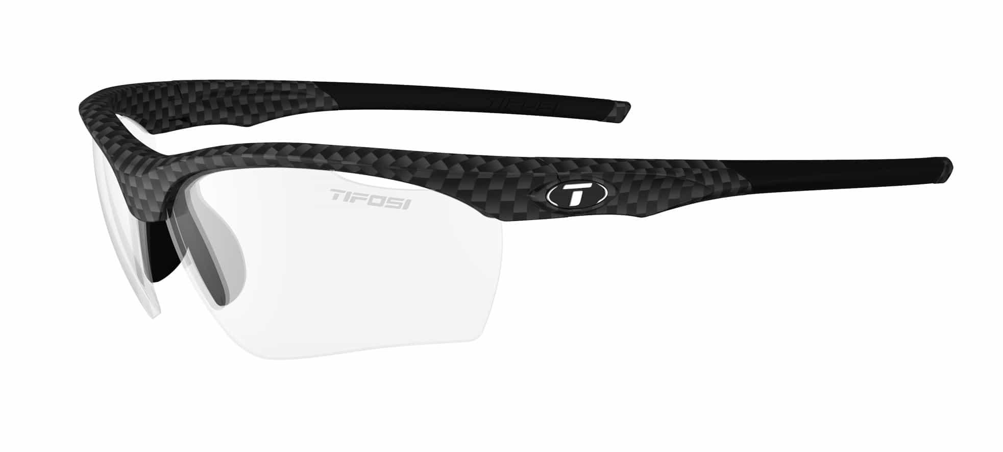 Tifosi Vero Sunglasses Carbon w/ Light Night Fototec