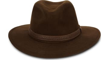 Tilley Twf1 Fedora - Dark Brown - 71 8 826486439611  af60e0fd72e0