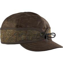 Men's The Harris Tweed Waxed Cotton Cap