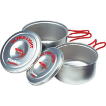 ECA259R Titanium UL Ultralight Pot Set Small