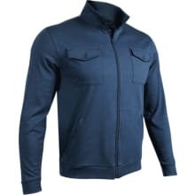 Men's 2 Pocket Zip Jacket