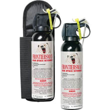 Bear Spray Combo Pack With Holsters - 7.9Oz