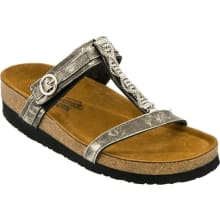 Malibu Sandals - Metal Leather