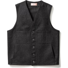 Mackinaw Wool Vest - Extra Long