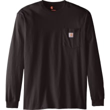 K126 Long Sleeve Workwear Pocket T-Shirt