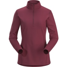 Women's Phase AR Zip Neck Ls