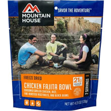 Chicken Fajita Bowl - 3 Pack