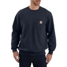 Men's Crewneck Pocket Sweatshirt