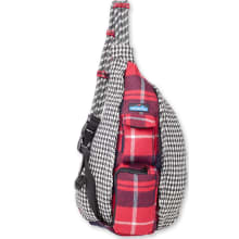 Rope Mix - Houndstooth Plaid