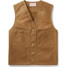 Men's Oil Tin Cloth Vest - Alaska Fit