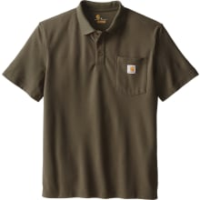 K570 Contractors Work Pocket Polo