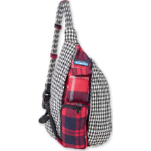 Mini Rope Mix - Houndstooth Plaid