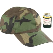 The Camo Curveball - With Benchwarmer Koozie