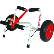 Clipper Deluxe Universal Cart With No-Flat Tires