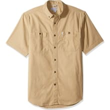 Men's Rugged Flex Rigby Ss Work Shirt