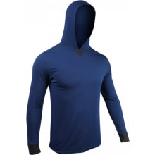 Men's Long Sleeve Hooded Tee