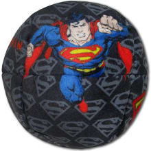 Super Hero Paneled Professional Footbag Hacky Sack