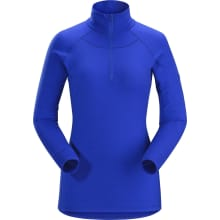 Women's Satoro AR Zip Neck Ls