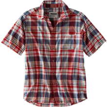Men's Tomahawk Madras Shirt