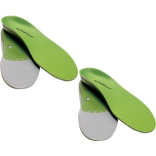 Wide Insole - Green - 2 Pack