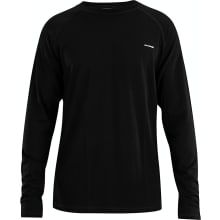 Men's Top Out Wool Crew - Black -S