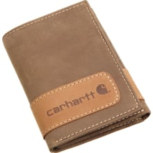 Two Tone Trifold Wallet