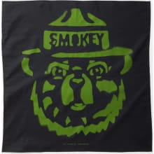 Smokey Bear Bandana