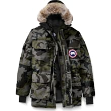 Men's Expedition Parka Camo