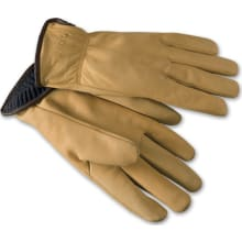 Merino Wool Lined Goatskin Gloves 62022