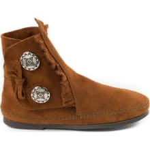 Women's Two Button Boot