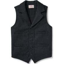 Mackinaw Wool Western Vest 10682