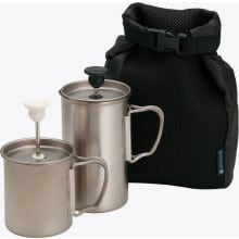 Titanium Caf Latte Set 3 Cups