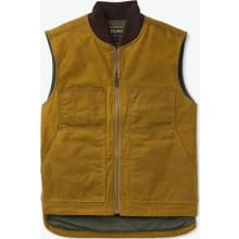 Men's Tin Cloth Insulated Work Vest