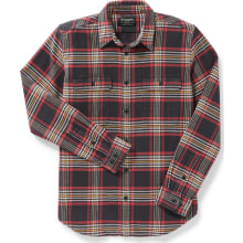 Men's Vintage Flannel Work Shirt