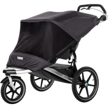 Urban Glide Double Mesh Cover - Black