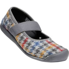 Women's Sienna Mary Jane Plaid