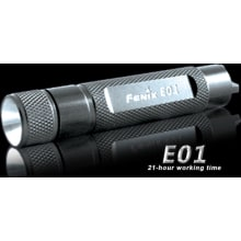 E01 Keychain Flashlight
