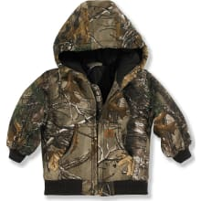 Kids Boys Camo Active Jac