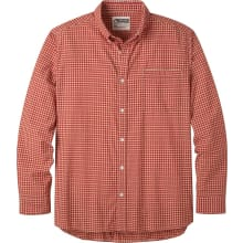 Men's Spalding Gingham Long Sleeve Shirt