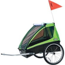 Cadence2 + Cycle Bike Trailer - Green