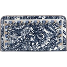 Women's Artist Circle Slim Wallet