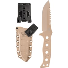 Adamas Drop Point Fixed Blade