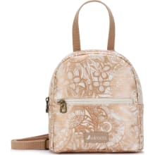 Sakroots Women's Artist Circle Mini Xbody Backpack